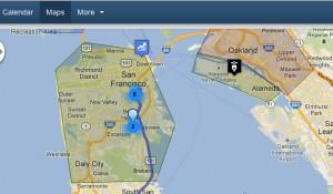 SugarCRM Google Maps Area Vendita