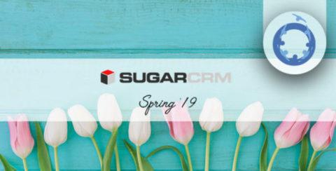 SugarCRM 9.0 - Spring Edition